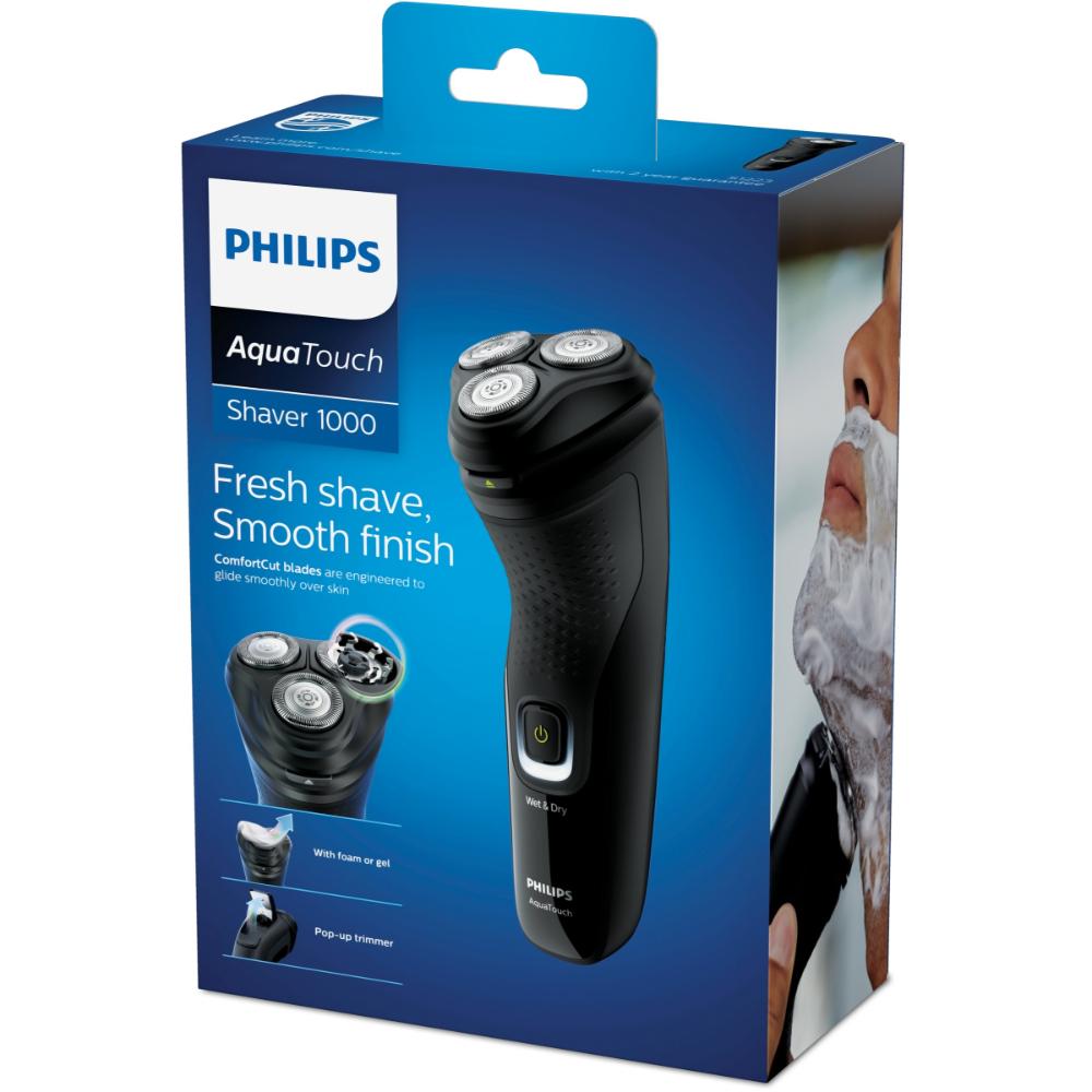 Shaver 1200 Afeitadora Electrica En Seco O En Húmedo