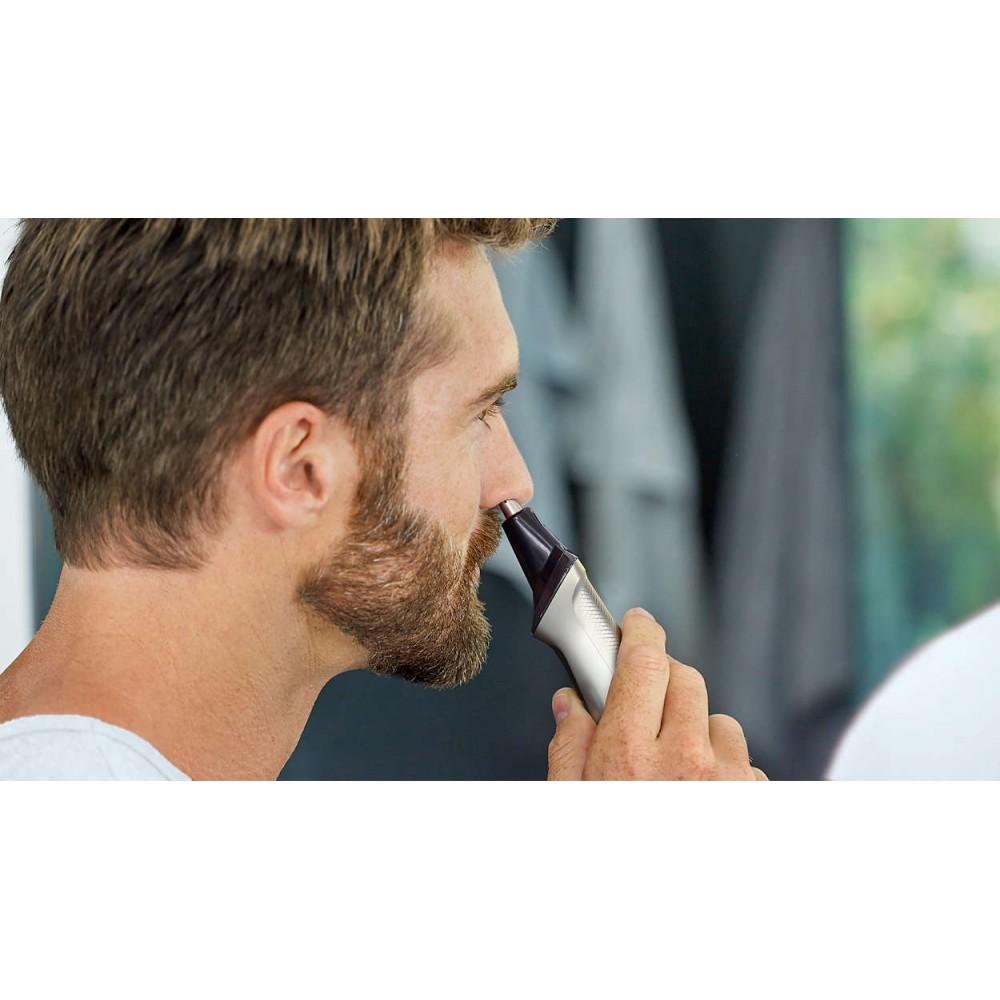 Recortador de Barba, Cabello y Cuerpo 14 en 1 Multigroom - MG7720/15