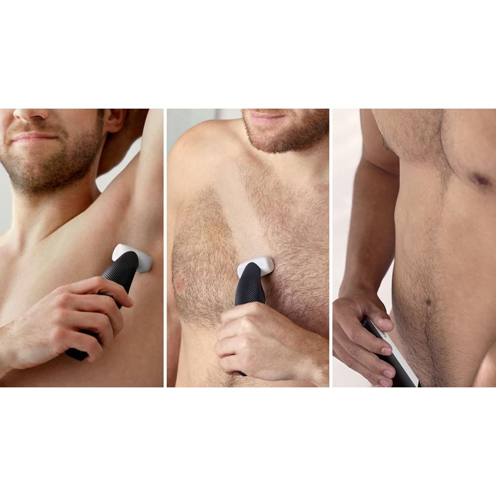 Afeitadora Corporal Para La Ducha Bodygroom - BG3005/15